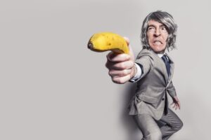 Banane Pistole